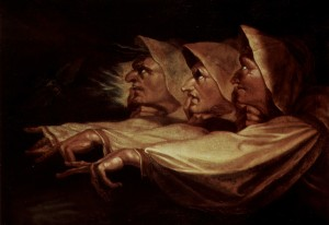Macbeth, Three Witches