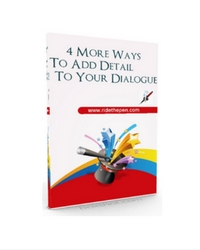 Free Download: 4 Ways to Add Detail to Your Dialogue