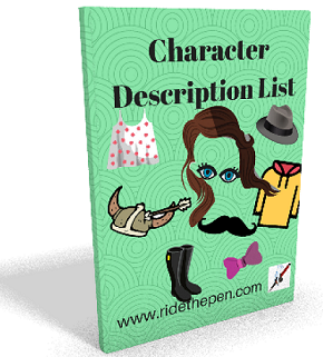 Character Description List