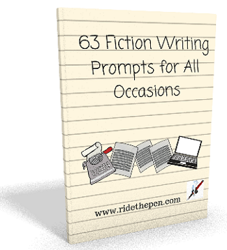 Creative Writing Prompts PDF